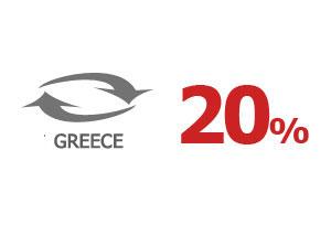 Fähre von Brindisi nach Igoumenitsa - Grimaldi Lines 2019 – 20 % Rückfahrtsnachlass Griechenland
