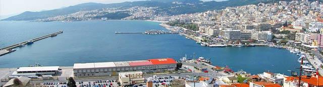 Fähre von Lesbos nach Kavala buchen